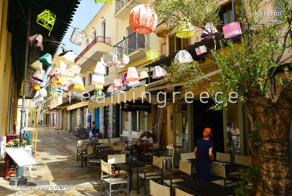 Holidays in Kalamata Messinia Peloponnese Greece
