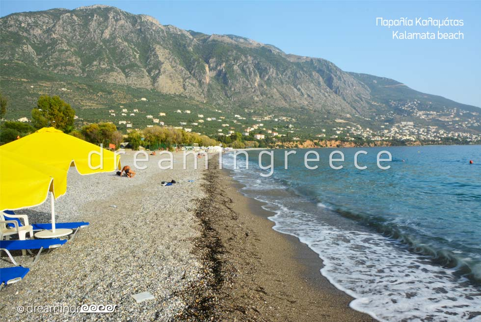 Beaches in Kalamata Beach Messinia