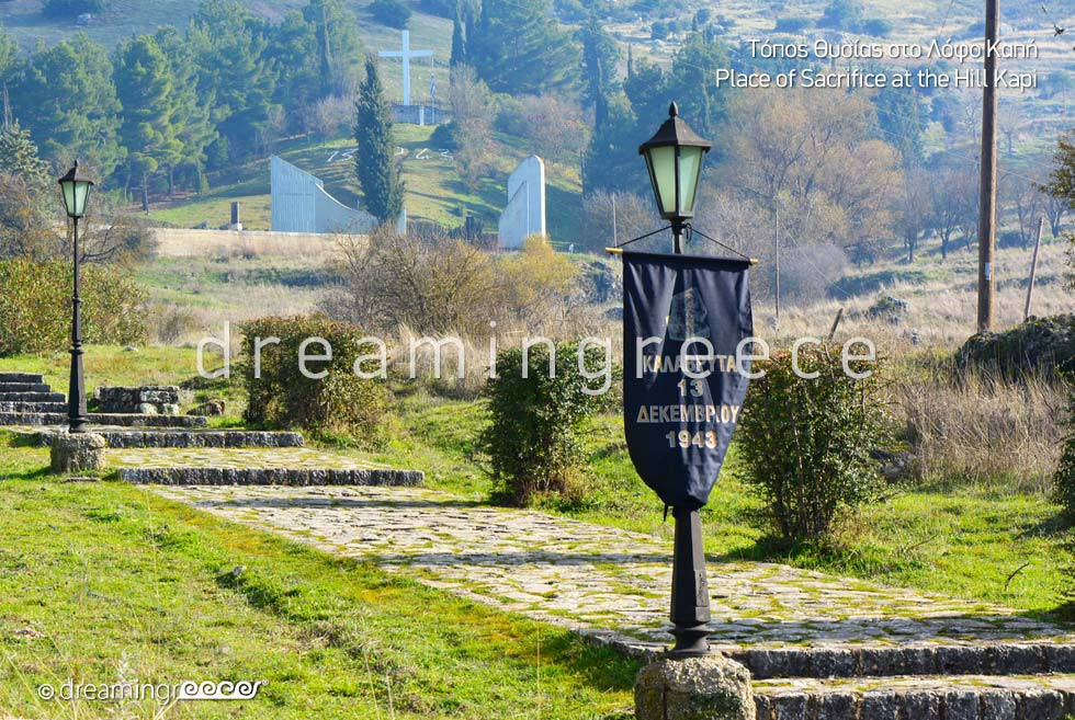Place of Sacrifice Kalavryta Peloponnese Travel Guide Greece