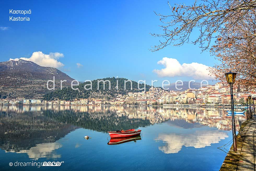 Visit Kastoria Greece. Holidays