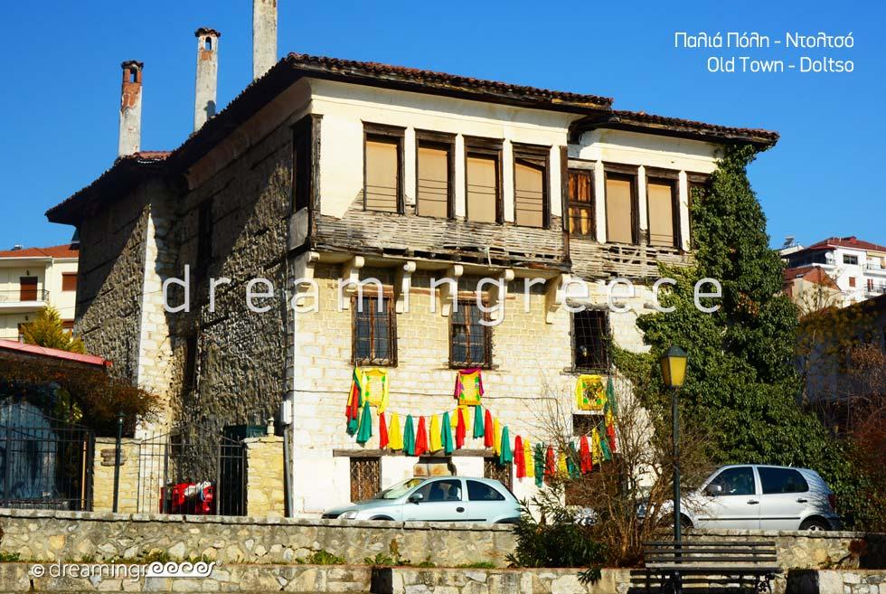 Old Town Doltso in Kastoria