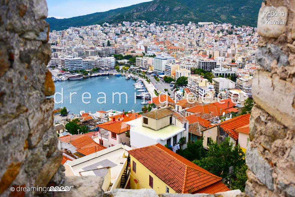 Vacations in Kavala Eastern Macedonia and Thrace Greece