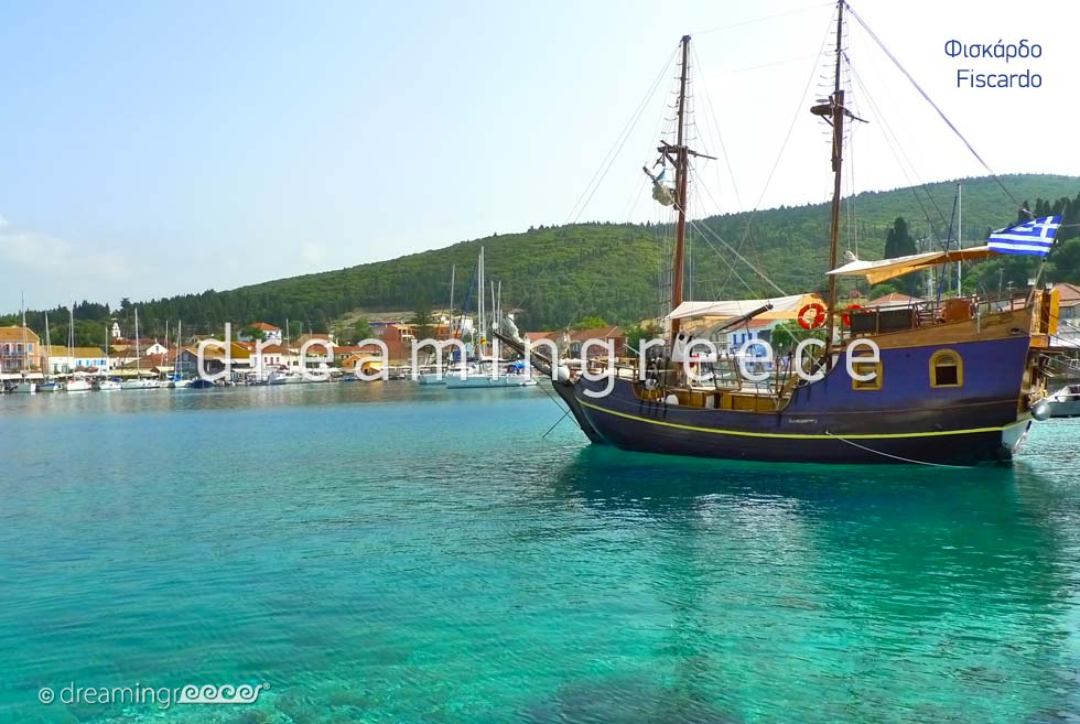 Travel Guide of Fiscardo Kefalonia island Greece