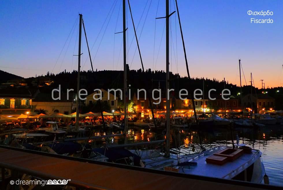 Holidays in Fiscardo Kefalonia island Greece Ionian Islands