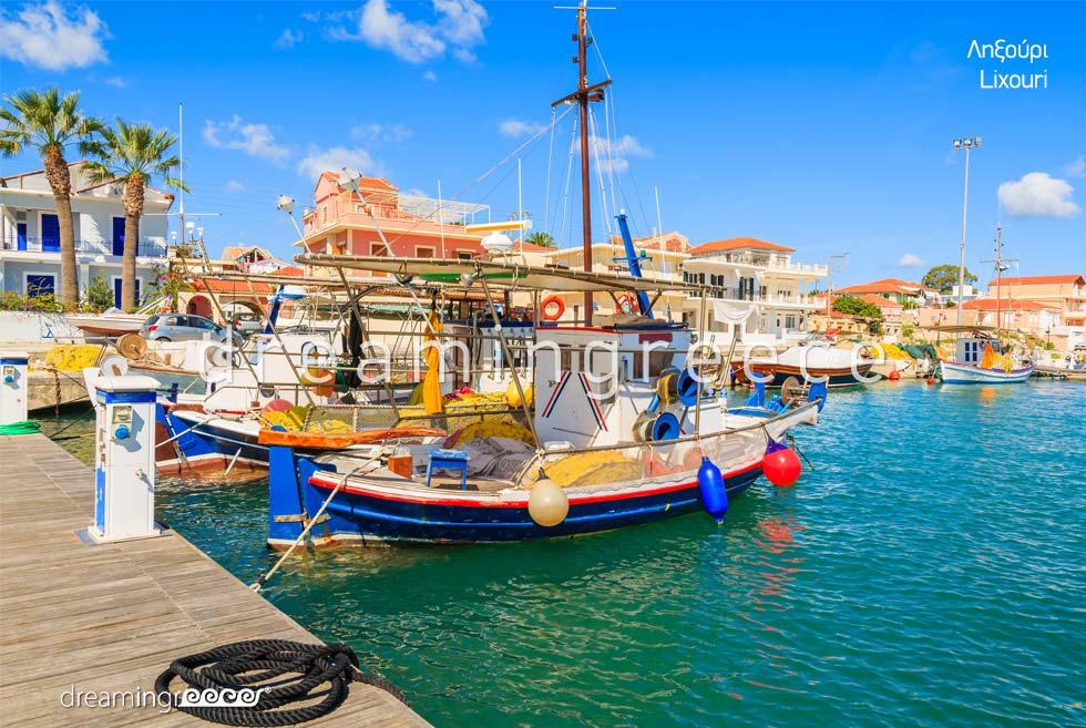 Lixouri Kefalonia island Discover Greece