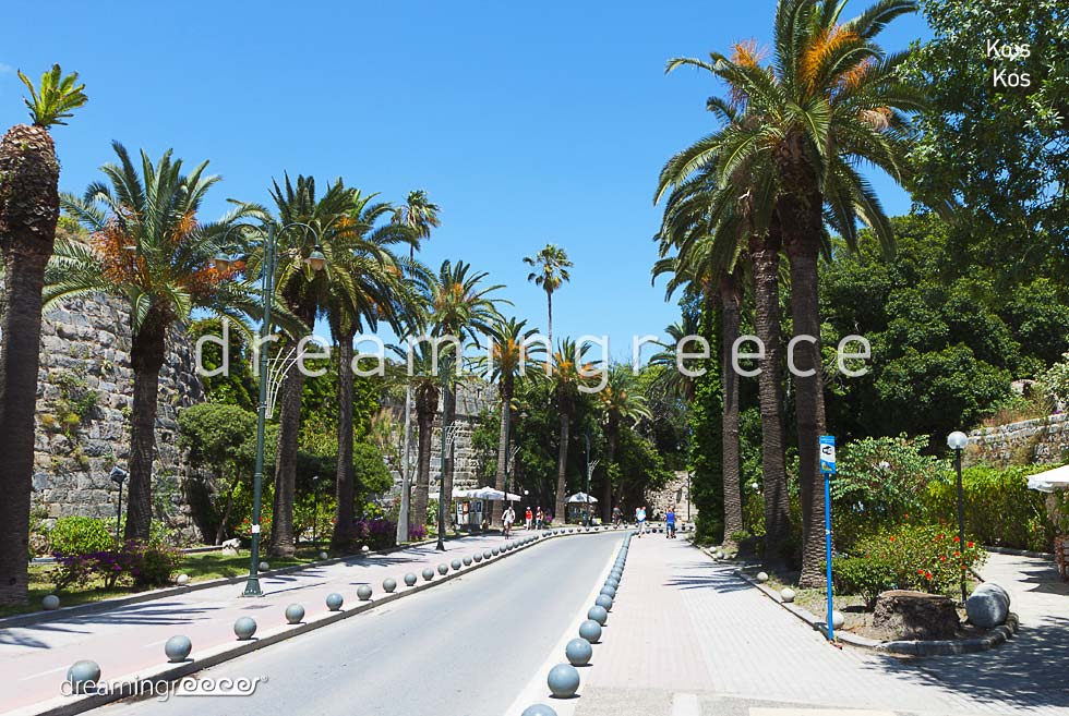 Holidays in Kos island Dodecanese Greece