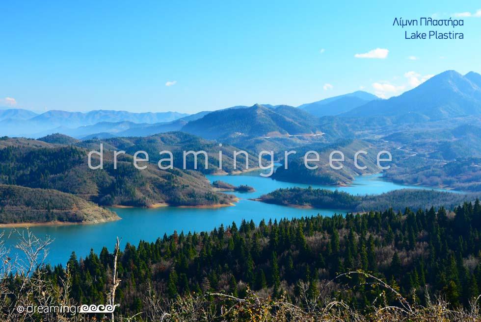 Holidays in Lake Plastiras