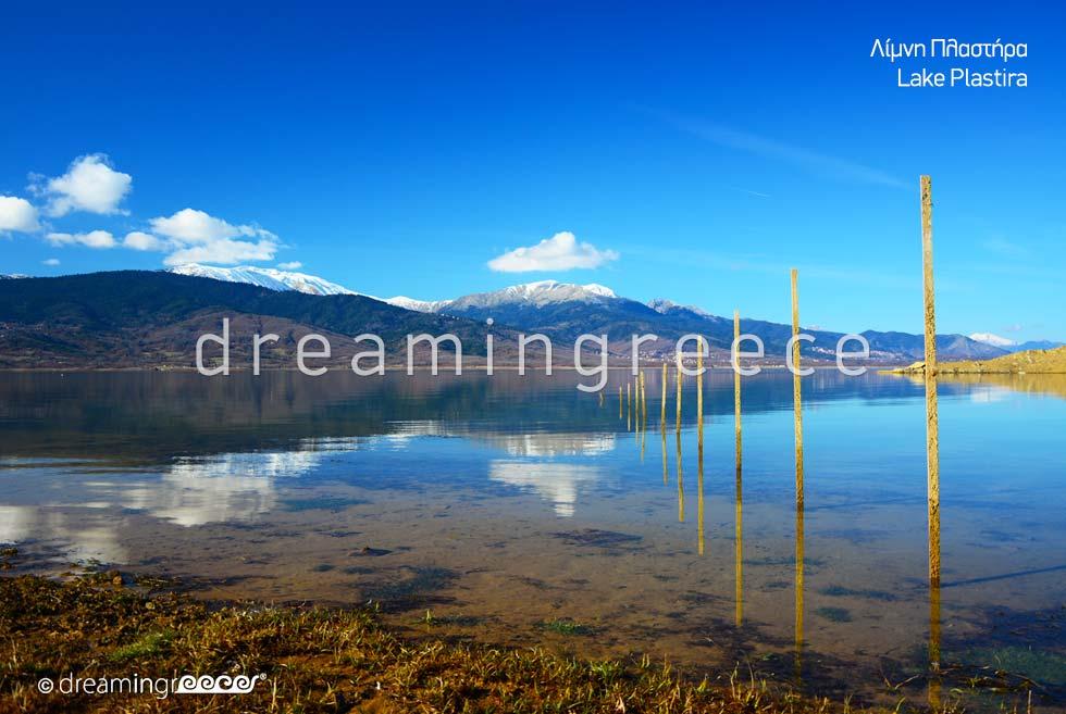 Travel Guide Lake Plastiras in Greece
