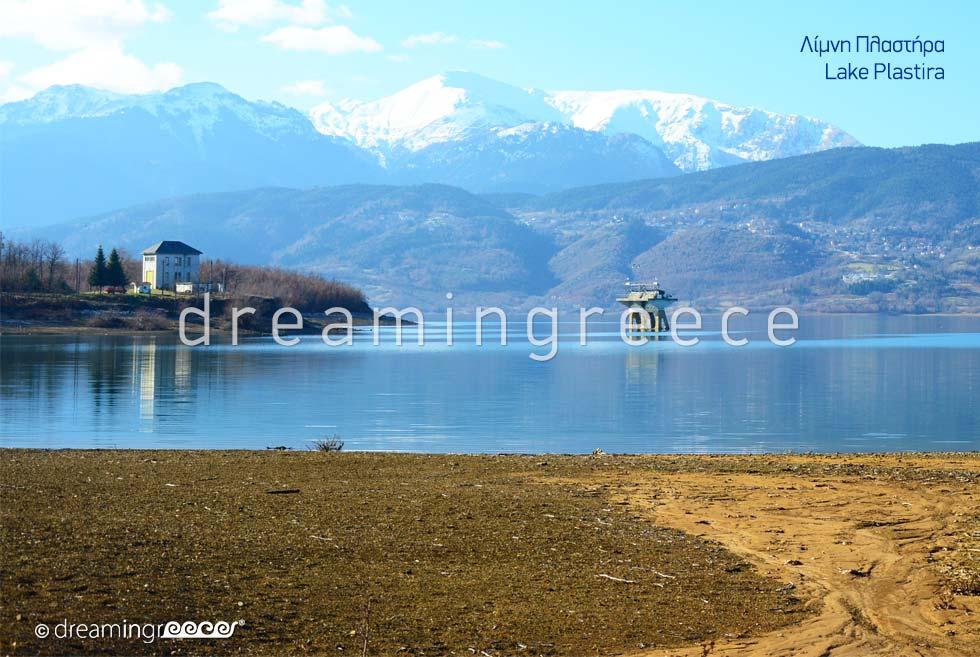 Visit Lake Plastiras Greece