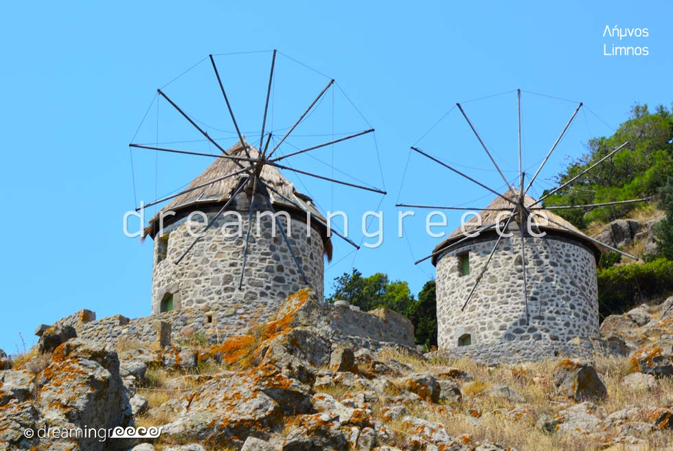 Explore Lemnos island Northeastern Aegean Islands
