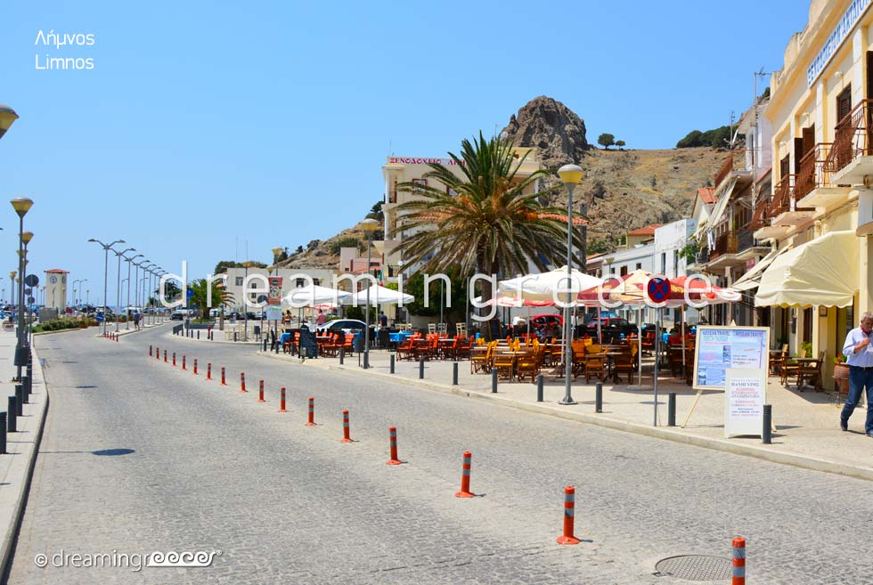 Travel Guide of Lemnos island Northeastern Aegean Islands Greece