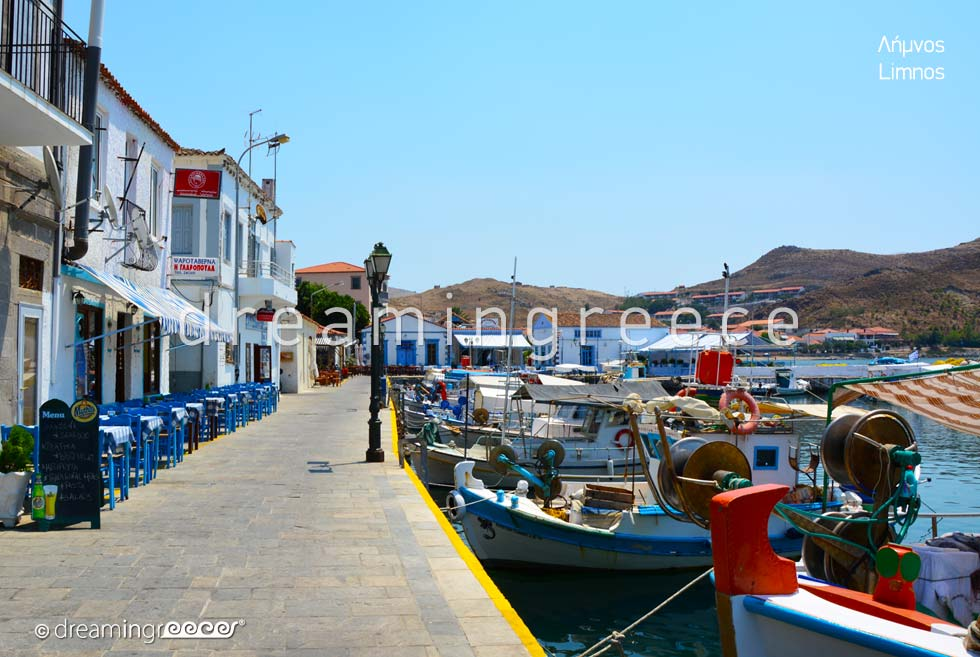 Discover Lemnos island in Greece