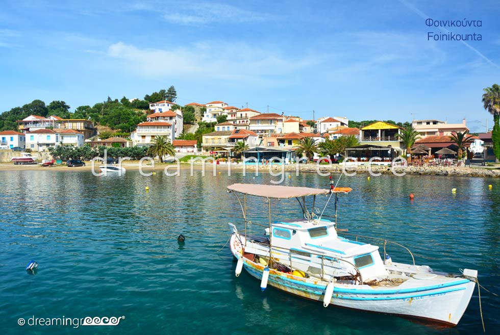 Vacations in Foinikounta Messinia Peloponnese Greece