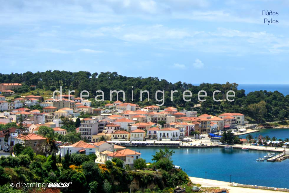 Vacations in Pylos Messinia Peloponnese Greece