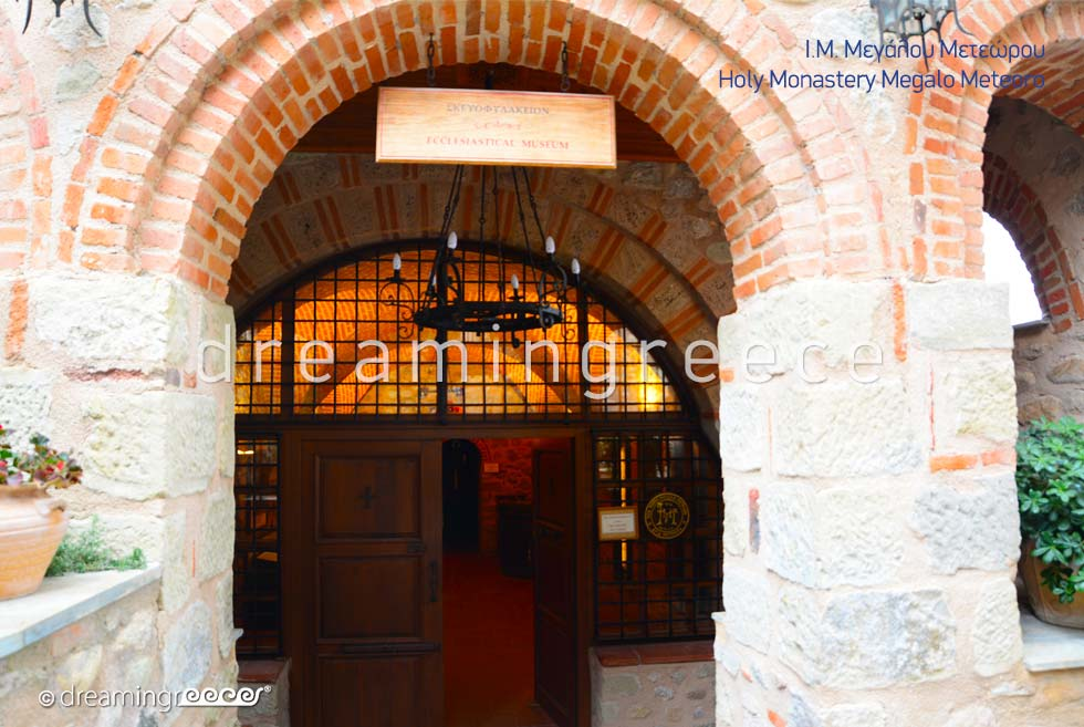 Travel guide of Meteora Greece