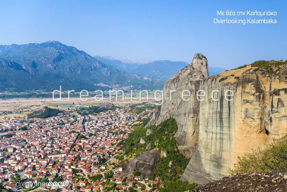Visit Kalambaka Greece