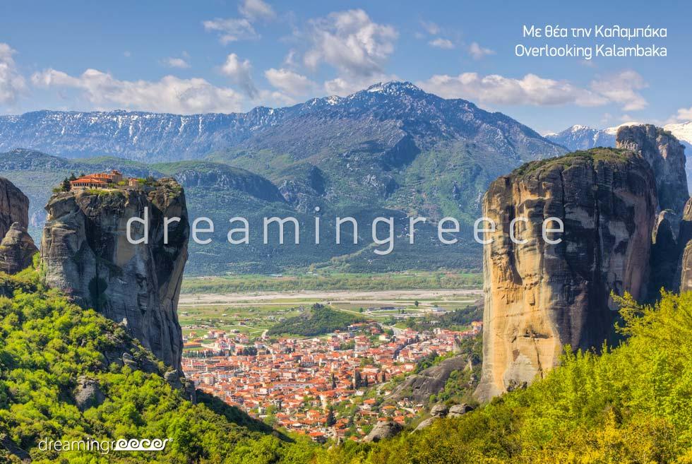 Meteora Tourist Guide