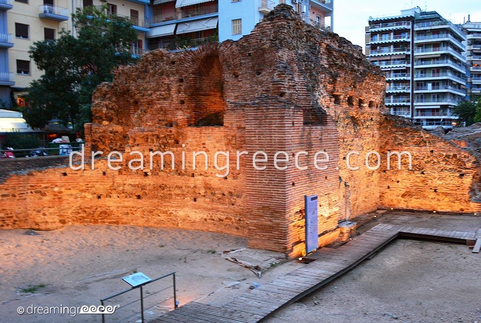The Ancient Hippodrome Thessaloniki. Visit Greece