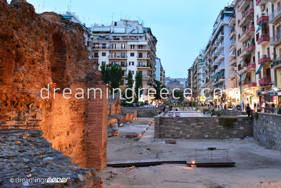 The Ancient Hippodrome Thessaloniki. Discover Greece