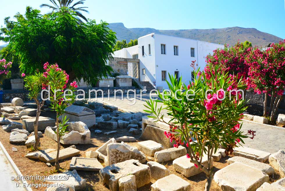 Archaeological Museum of Paros island