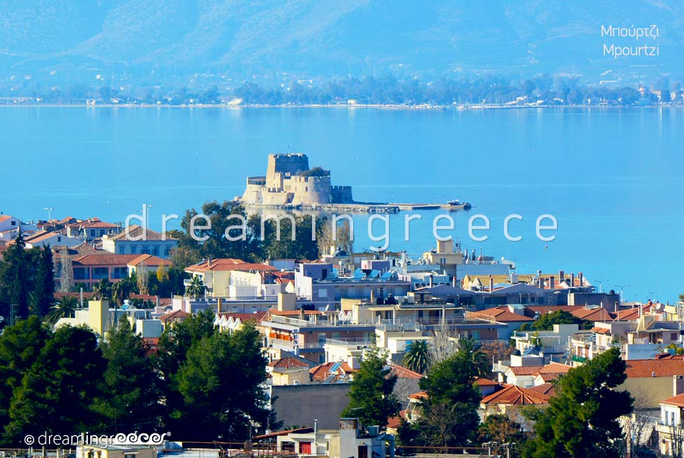 Mpourtzi Explore Nafplio Argolida Peloponnese Greece