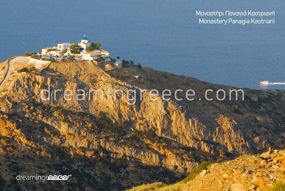 Guide of Kea Tzia island Cyclades Greece