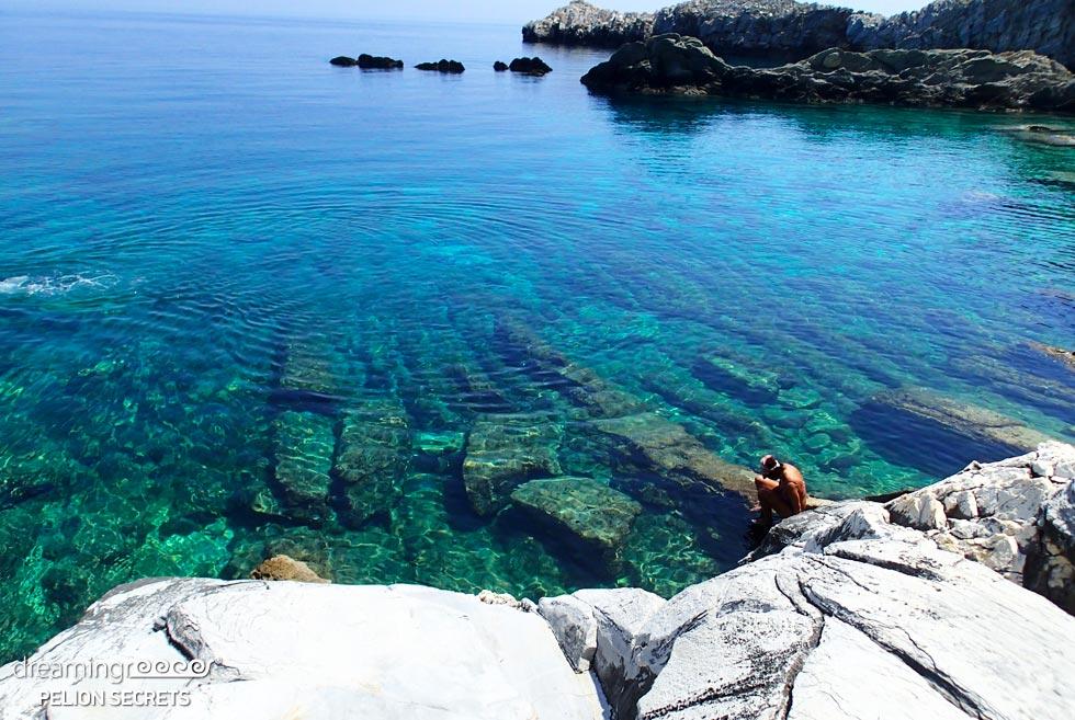 Sea Kayak Pelion Secrets. Activities in Greece.