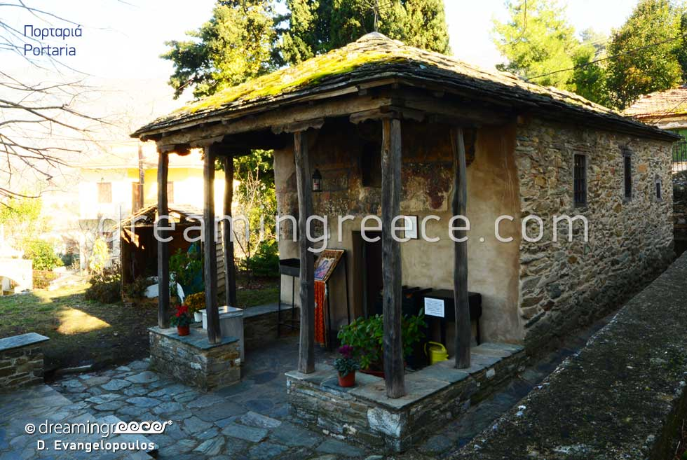 Churches in Pelion Greece. Holidays in Pelion Greece.