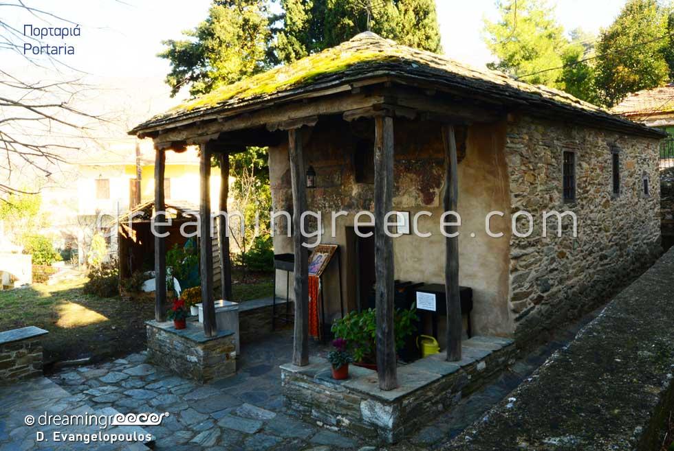 Churches in Pelion Greece. Holidays in Pelion Greece.