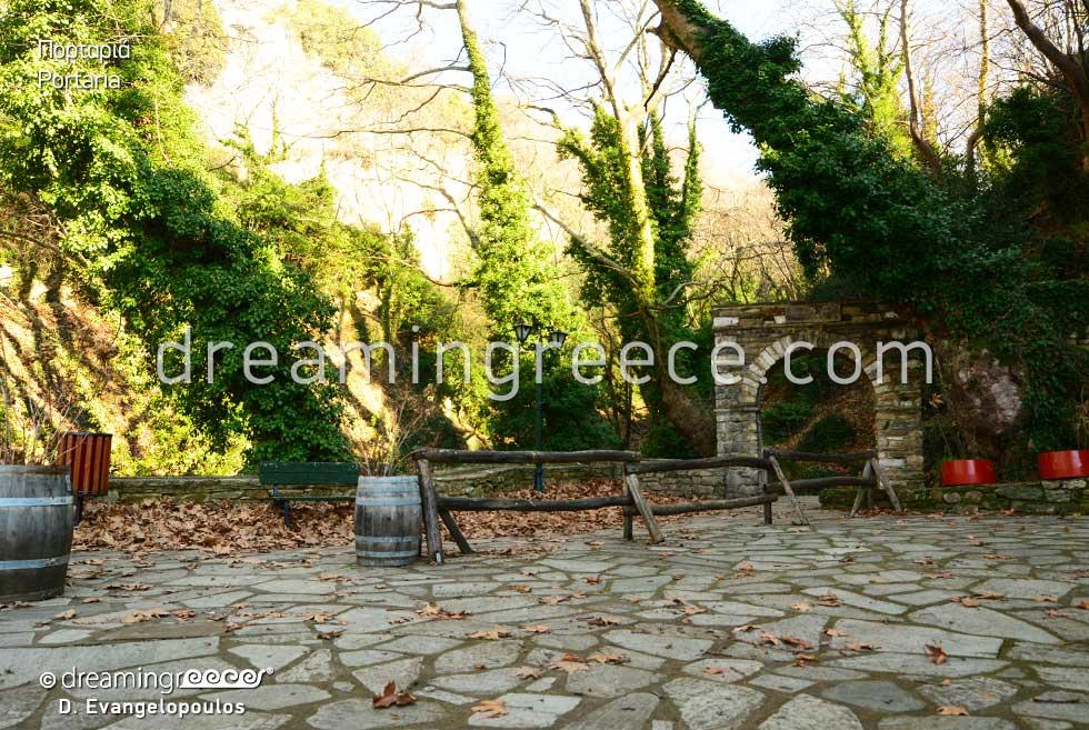 Visit Portaria Pelion. Holidays in Pelion Greece.