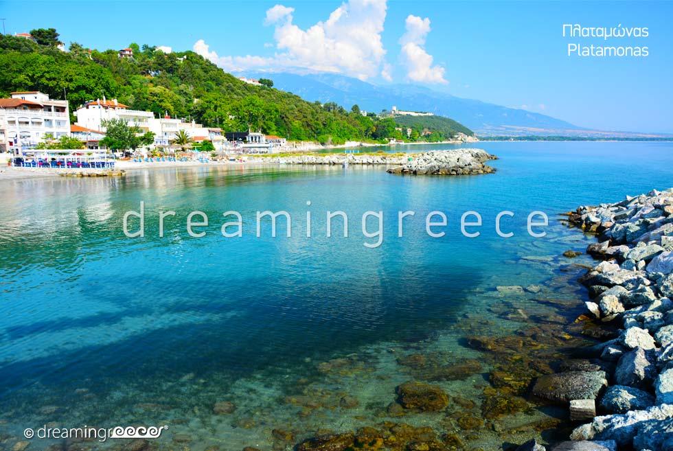 Platamonas Pieria Greece