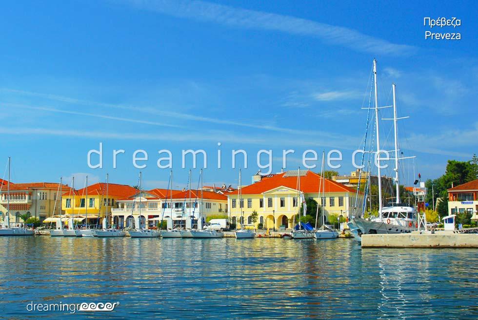 Tourist Guide of Preveza Epirus Greece