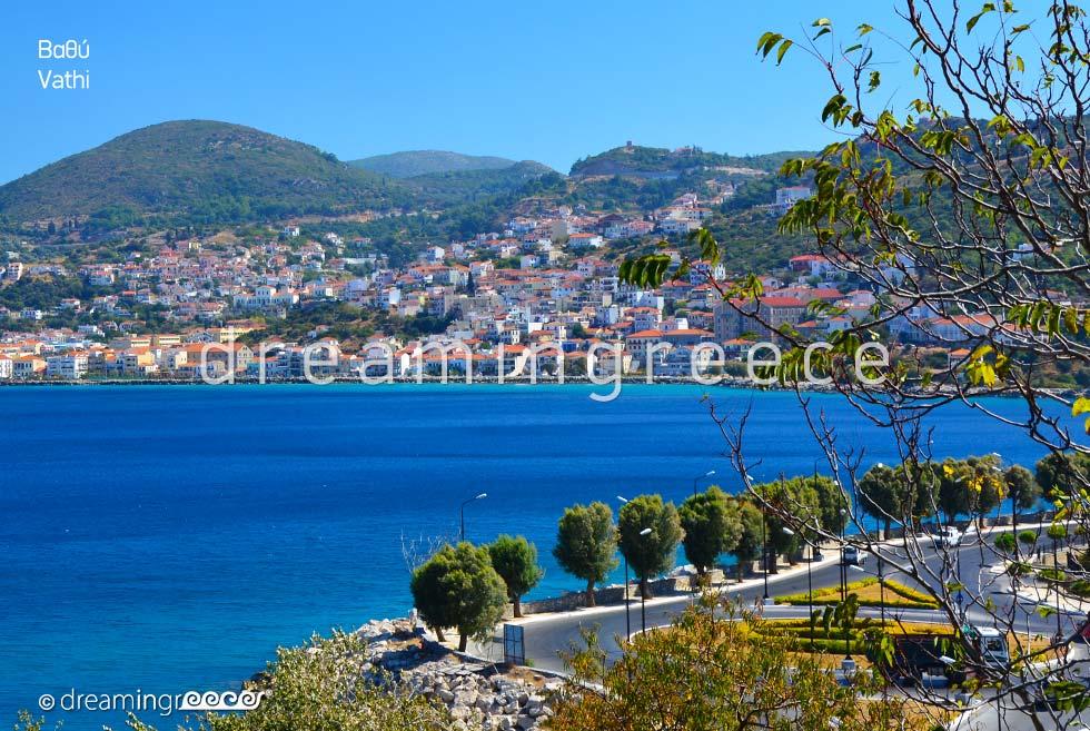 Holidays in Vathi Samos island Greece