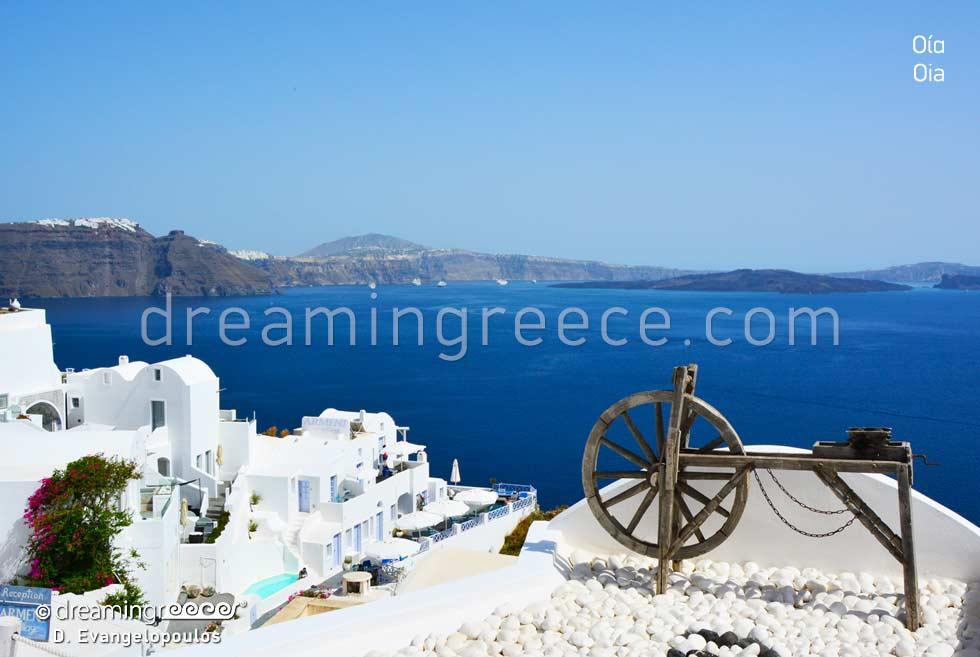 Oia Santorini. Visit Greece
