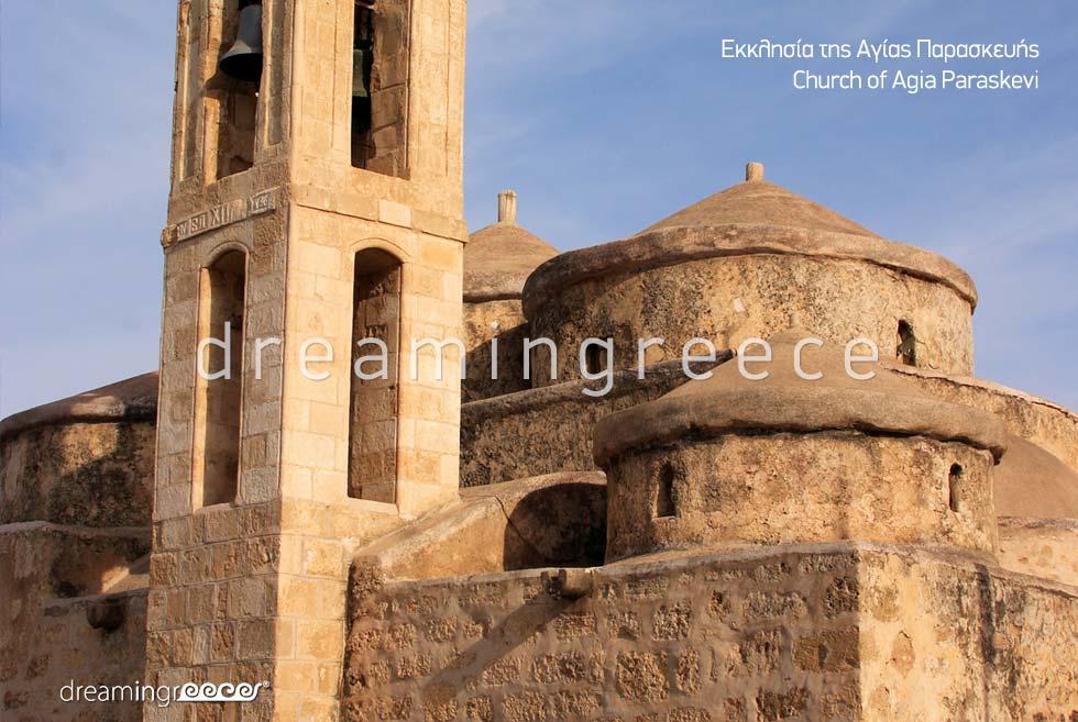 Church of Agia Paraskevi Skiathos island Sporades Islands Greece