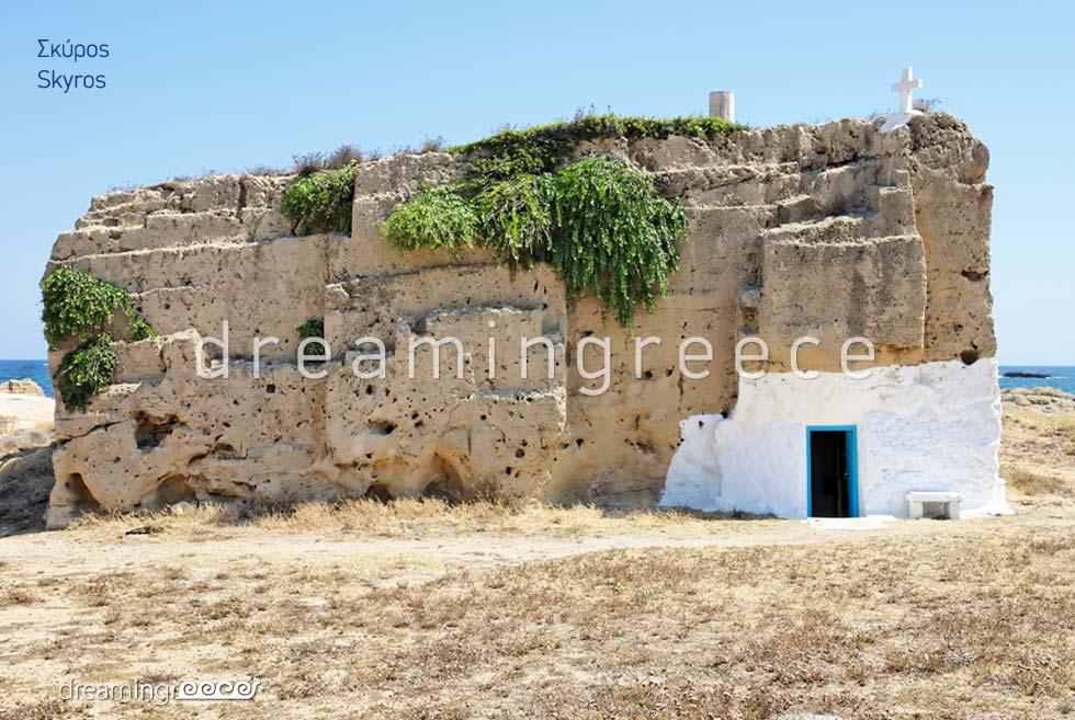 Travel Guide of Skyros island Sporades Islands Greece
