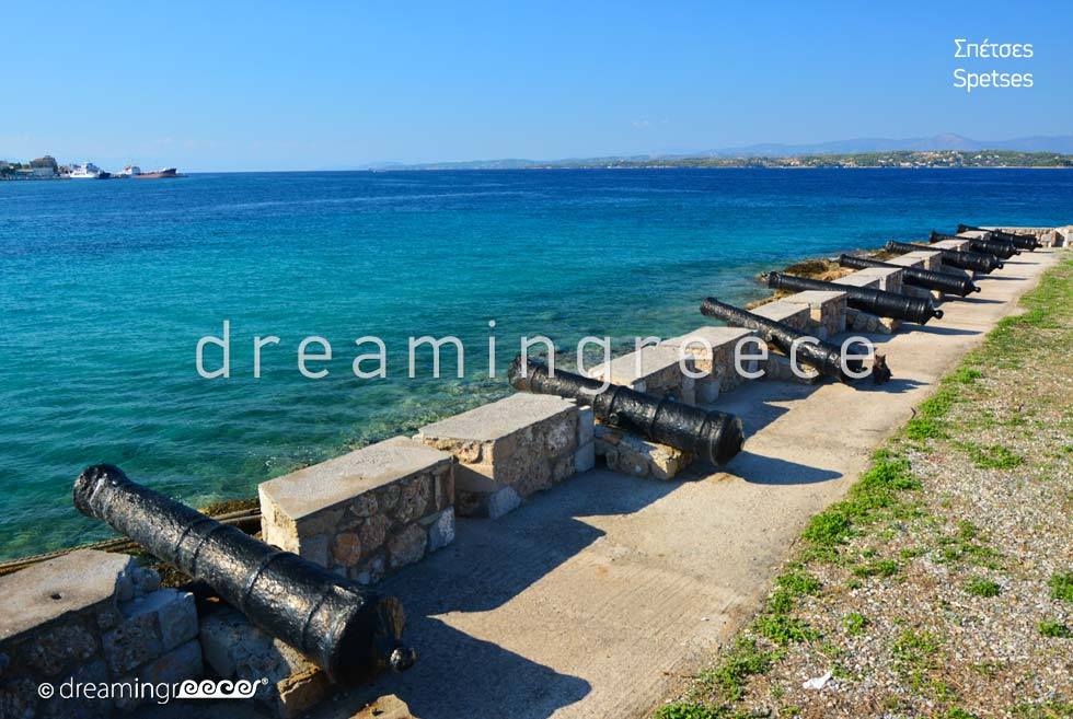 Travel Guide Spetses island Greece Argosaronic islands