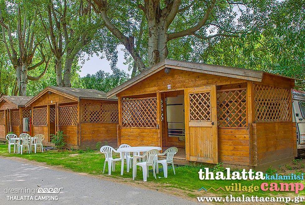 Visit Halkidiki. Camping in Greece.