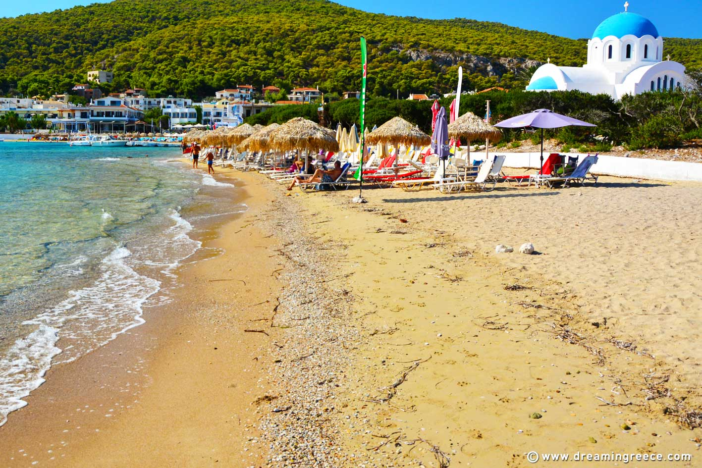 Holidays in Agistri island Greece Vacations Argosaronic islands