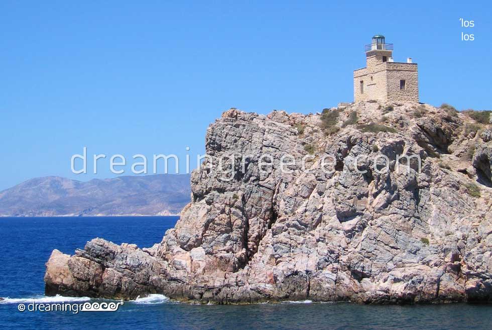 Ios island. Holidays in Greece Cyclades islands