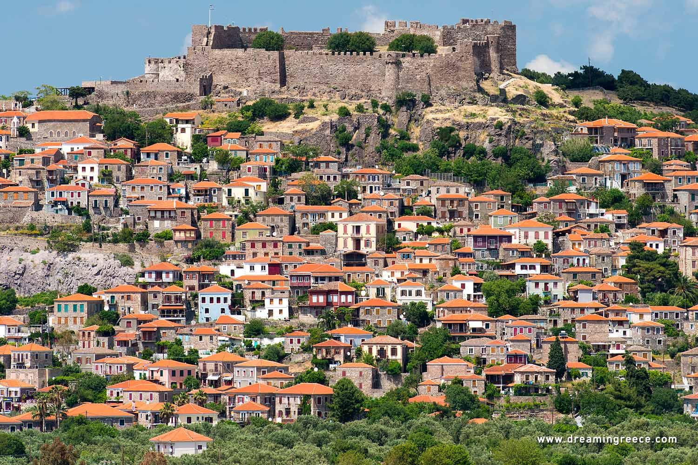 Holidays in Mytilene Lesvos Island Northeastern Aegean Islands Greece