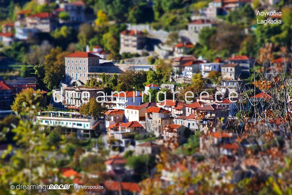 Travel Guide of Lagadia Arcadia Peloponnese Greece