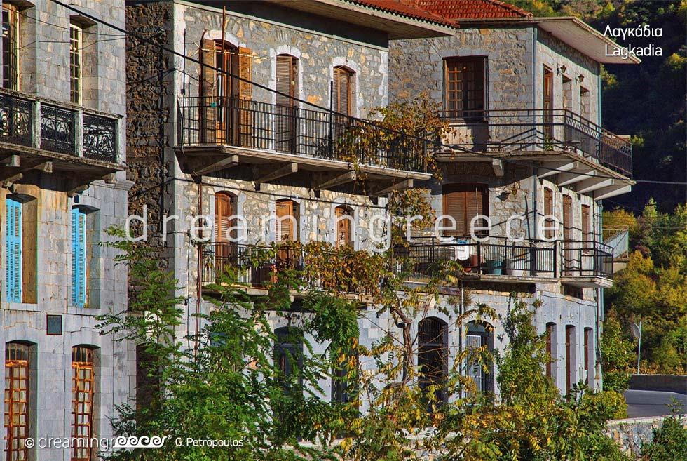 Lagadia Arcadia Peloponnese Discover Greece
