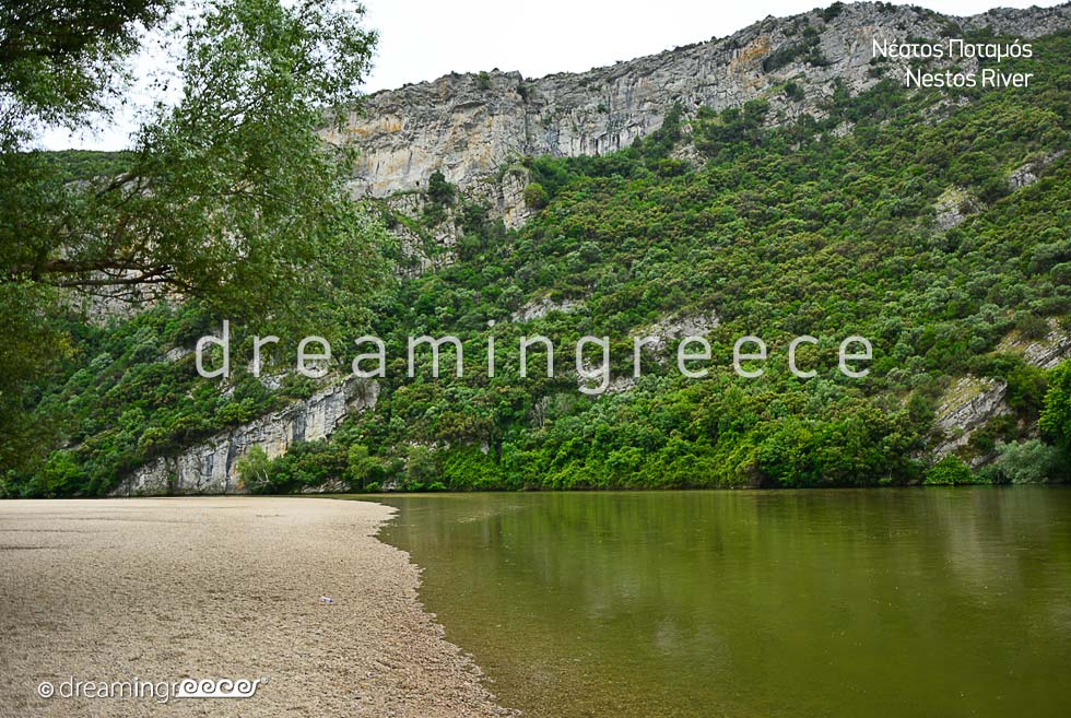 Nestos River Xanthi Eastern Macedonia and Thrace Greece
