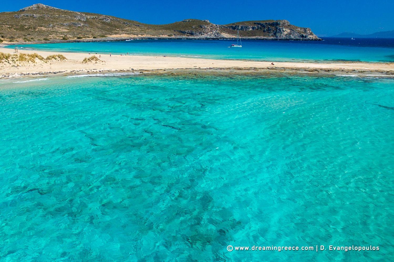 Holidays in Elafonisos island Greece Laconia Peloponnese