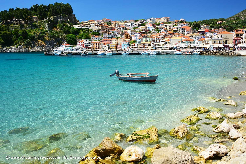 Holidays in Parga Sivota Epirus Greece