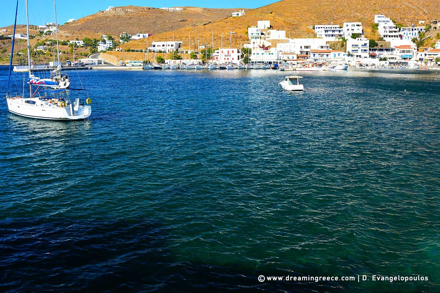 Holidays in Kythnos island Cyclades Vacations Greece
