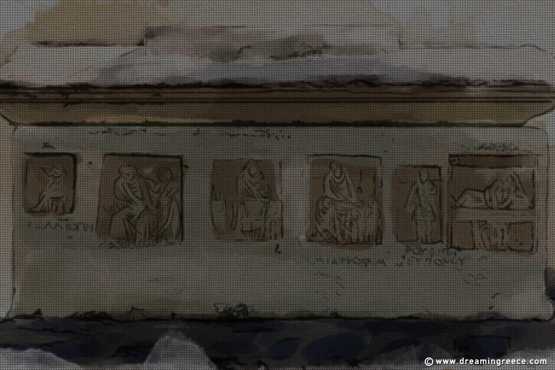 Archaeological Museum Paros Greece