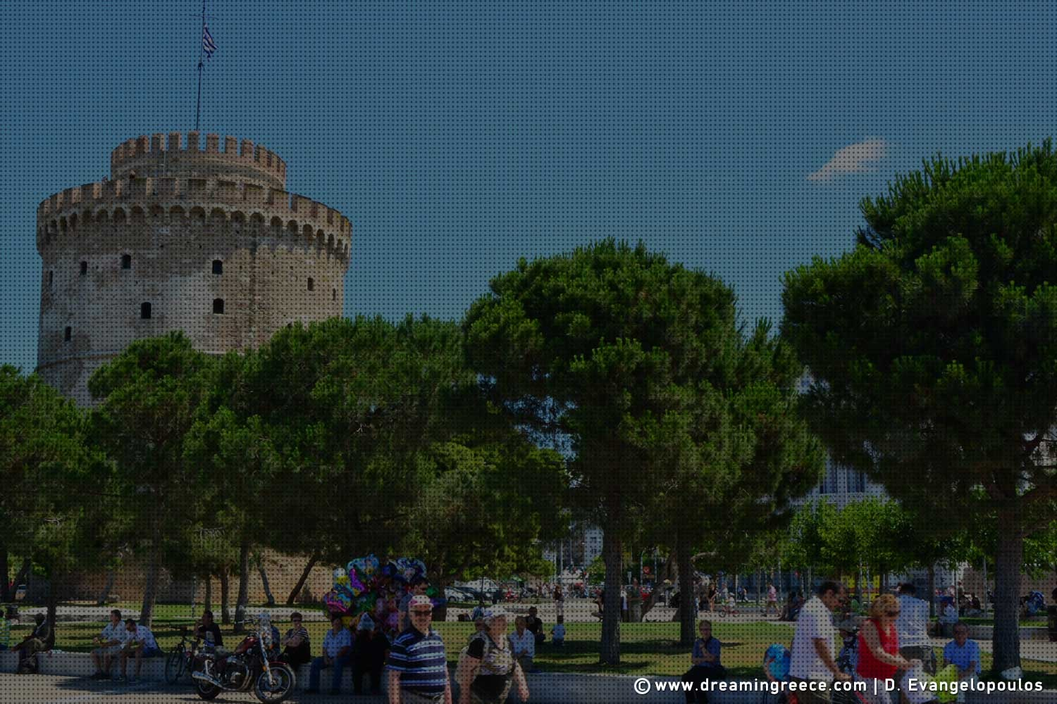 White Tower Museum Thessaloniki. Museums in Greece