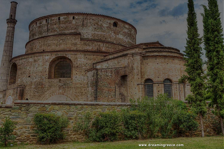 The Rotunda in Thessaloniki Greece. Museums in Greece.